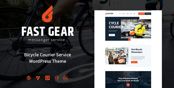 Fast Gear | Courier & Delivery Services            TFx