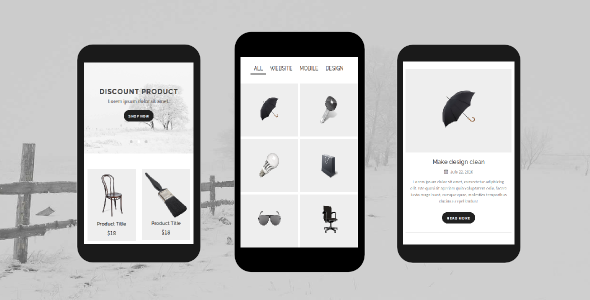 Folio - Portfolio Mobile Template            TFx