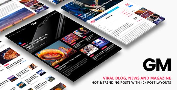 Grand Magazine | News Blog WordPress            TFx