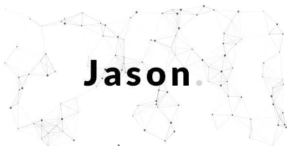 Jason - Personal Portfolio HTML Template            TFx