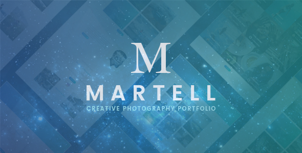 Martell - Photography Portfolio Template            TFx