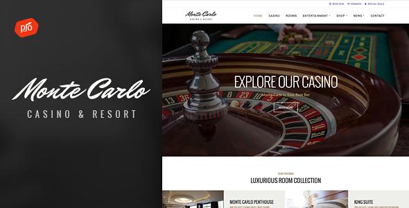 Monte Carlo - Casino Resort / Hotel            TFx
