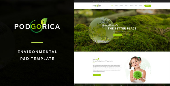 Podgorica : Environmental PSD Template            TFx