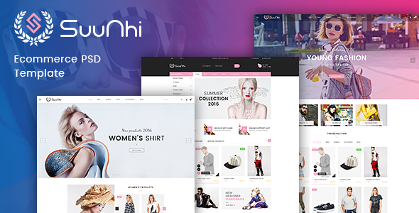 TV Suunhi - Responsive Magento 2 Fashion  Theme            TFx
