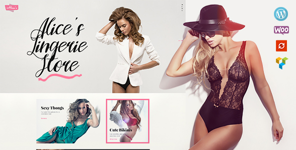 Alice's | Lingerie Store and Fashion Boutique            TFx