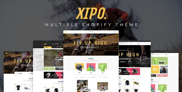 Ap Xipo Shopify Theme            TFx
