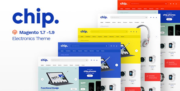 Chip - Responsive Magento 2 Theme            TFx