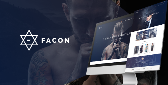 Facon - Fashion Responsive Opencart Theme            TFx