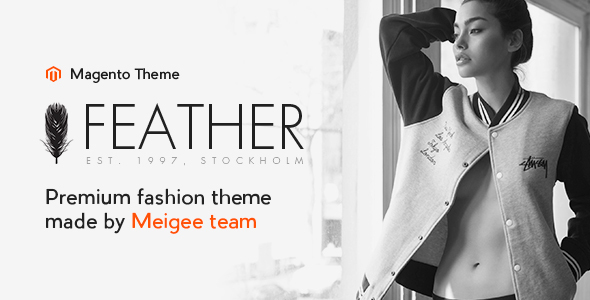 Feather - Responsive Magento Theme            TFx