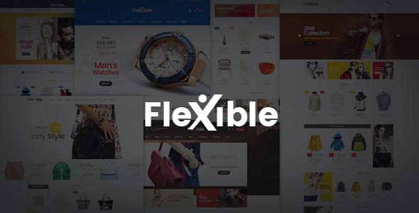 Flexible - Multipurpose Responsive Opencart Theme            TFx