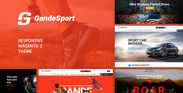 Grandesport - High Conversion Multipurpose Magento 2 Theme            TFx
