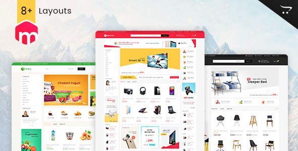 Mega Shop - Opencart Multi Purpose Responsive Theme            TFx