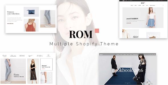 ST Romance Shopify Theme            TFx