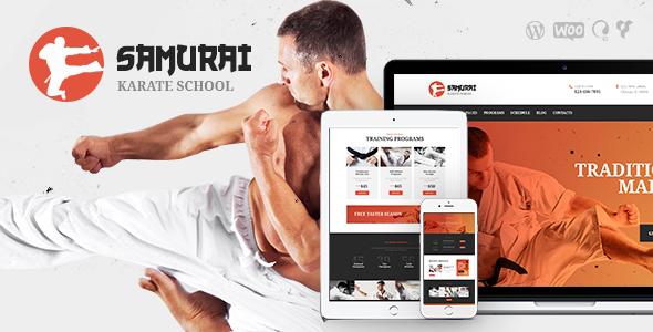 Samurai   Karate School and Fitness Center            TFx