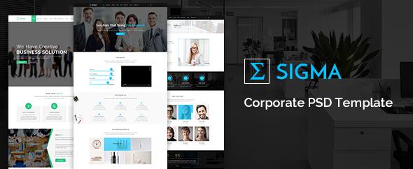 Sigma Corporate HTML5 Template            TFx