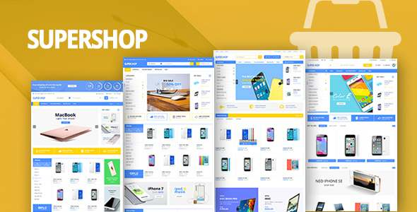 Supershop - WooCommerce Responsive Digital Theme            TFx