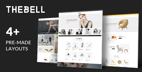 Thebell - Multipurpose Responsive Magento Theme            TFx