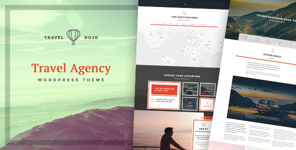Travel Dojo - Travel Agency Tours Directory WordPress Theme            TFx