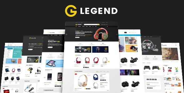 VG Legend - Responsive Multi-Purpose WordPress Theme            TFx