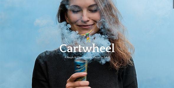 Cartwheel - A Simple & Clean Portfolio Theme for Jekyll            TFx