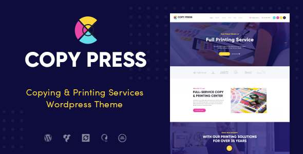 CopyPress | Type Design & Printing Services            TFx