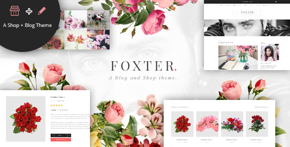 Foxter – eCommerce HTML Template            TFx
