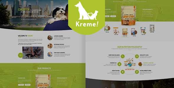Kreme - Pet & Shop            TFx