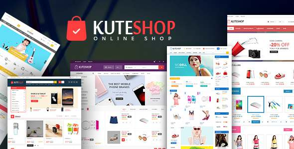 Kute Shop -  Super Market WooComerce WordPress Theme            TFx