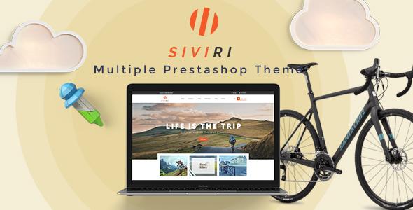 Leo Siviri Responsive Prestashop Theme            TFx