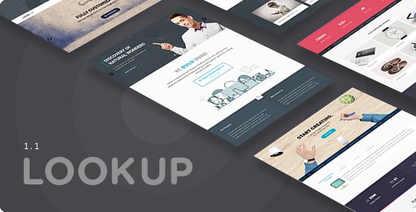 LookUp - Responsive Multi-Purpose WordPress Theme            TFx