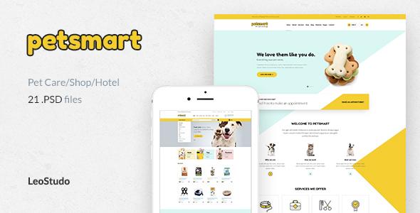 Pet Care, Shop & Hotel | Petsmart            TFx