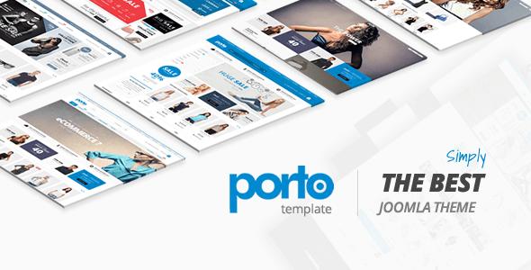 Porto - Ultimate Responsive Joomla Template            TFx