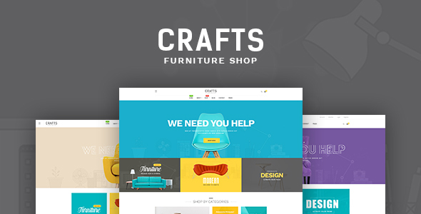 Pts Crafts – Advanced Multipurpose Responsive Prestashop Theme            TFx