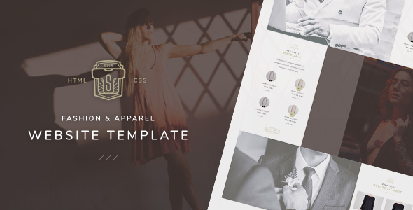 TS - Fashion & Apparel Store Website Template            TFx