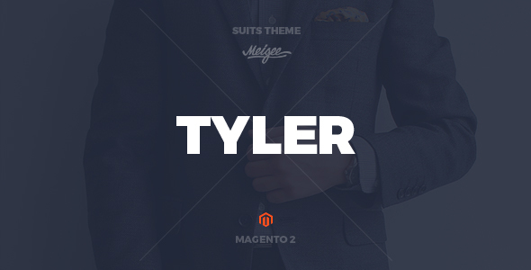 Tyler - Responsive Magento 2 Theme            TFx