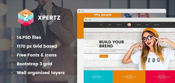 XpertZ - Corporate & Business Company            TFx