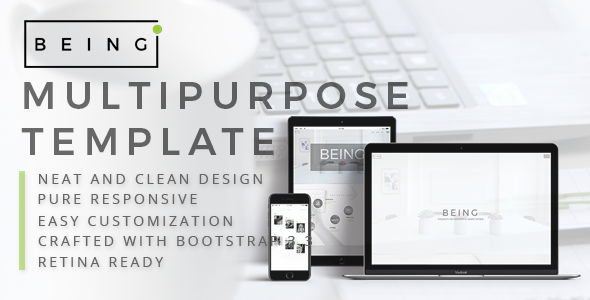 Being- Multi Purpose Template            TFx