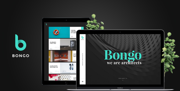 Bongo - Multi Сoncept PSD template for Portfolio            TFx