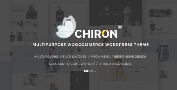 Chiron - Multipurpose WooCommerce WordPress Theme            TFx