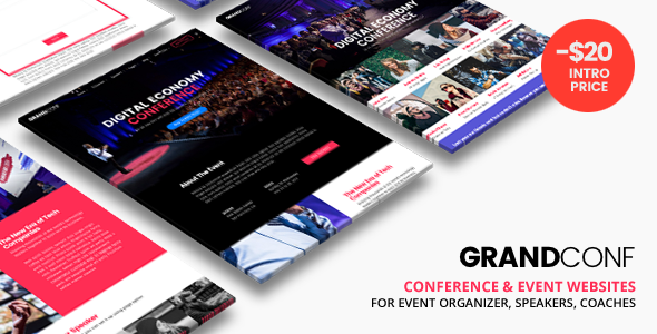 Grand Conference | Event WordPress            TFx