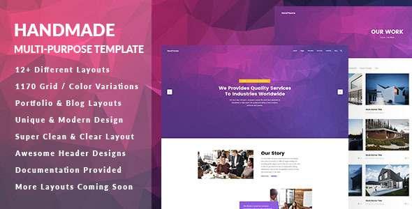 Hand Theme Real Estate | Portfolio | Multi-Purpose Template            TFx