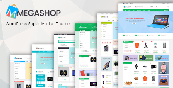 JMS Megashop - Multipurpose Responsive WordPress Theme            TFx