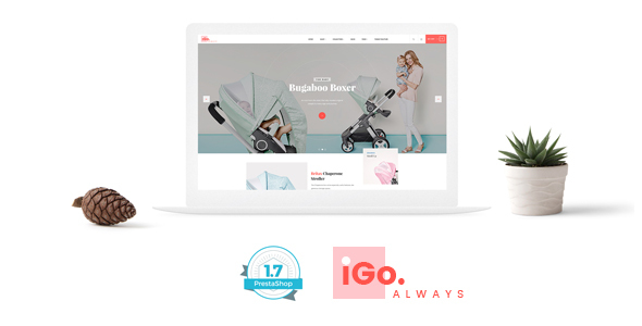 Leo Igo Always Responsive Prestashop Theme            TFx