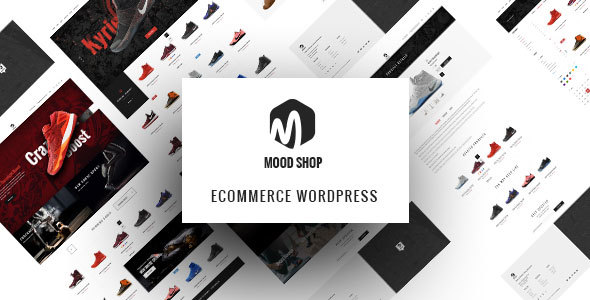 MoodShop - Modern eCommerce WordPress theme for Selling Footwear Online            TFx