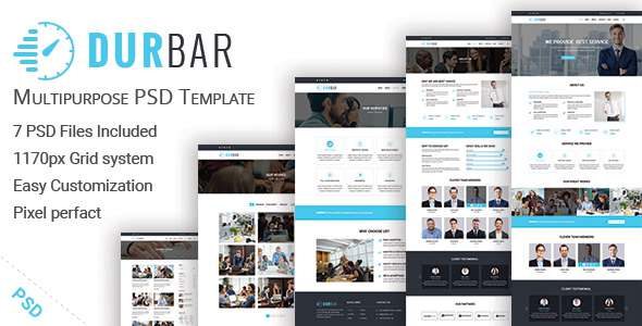 DURBAR – Multipurpose PSD Template            TFx Kennedy Christian
