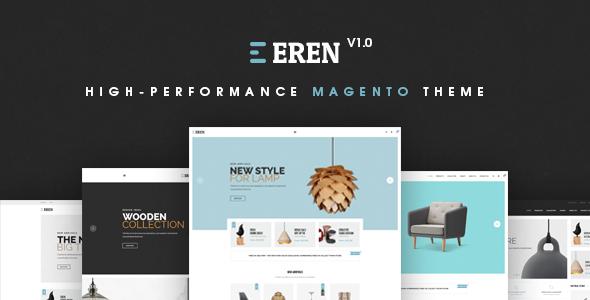 Eren – Magento 2 Responsive Fashion Theme            TFx Ansel Ambrose