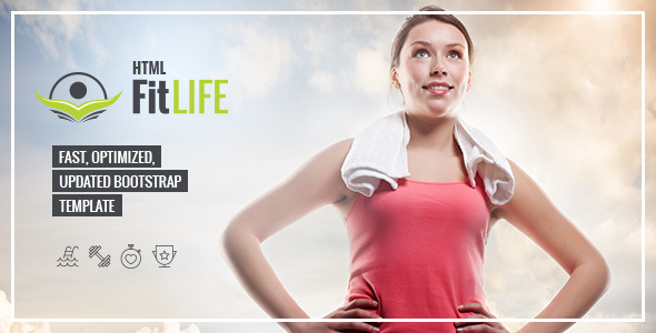 FitLife professional html template            TFx