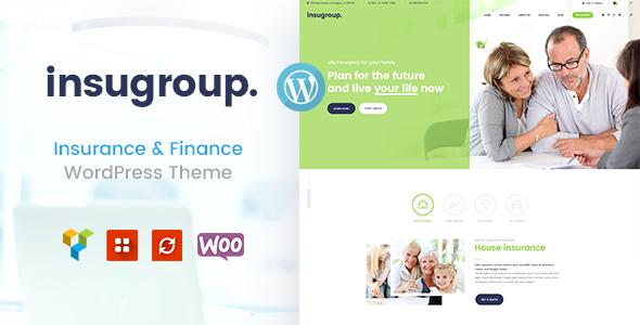 Insugroup | Insurance & Finance Theme            TFx Lowell Felix