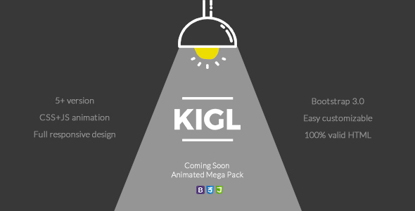 Kigl - Coming Soon Animated Mega Pack            TFx