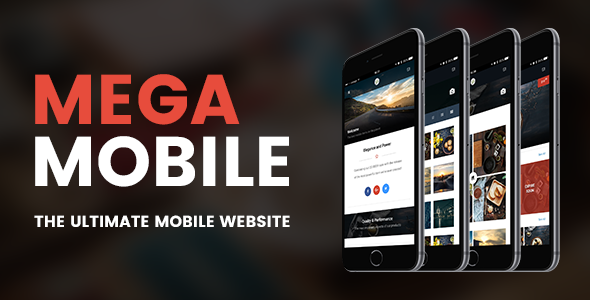 Mega Mobile | Mobile Template            TFx Laurie Weldon